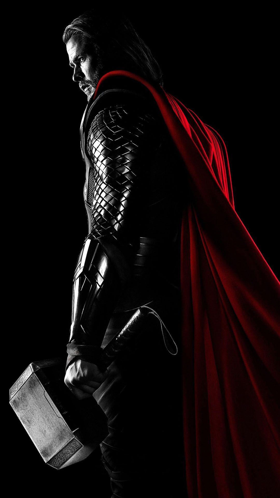 Thor Wallpaper Hd 1080×1920. Download