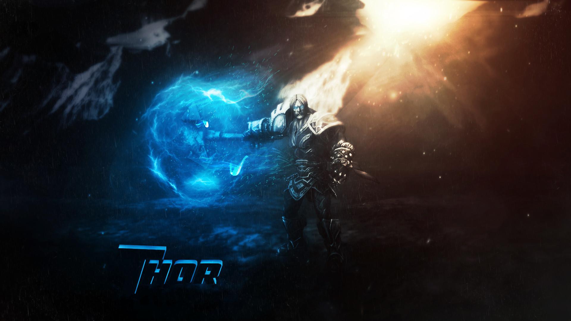 <b>Thor's</b> Hammer <b>Wallpaper</b
