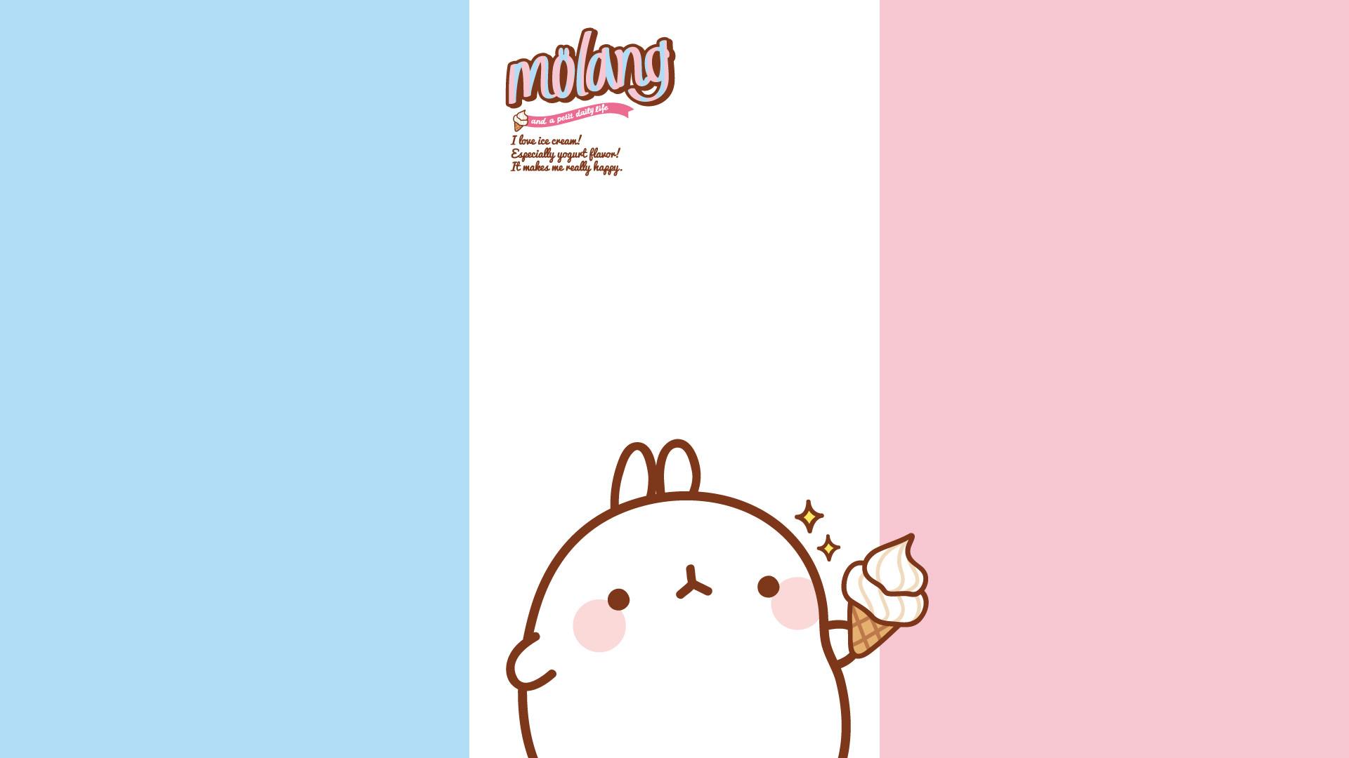 Download Molang Desktop Wallpaper – SpicalandBlog