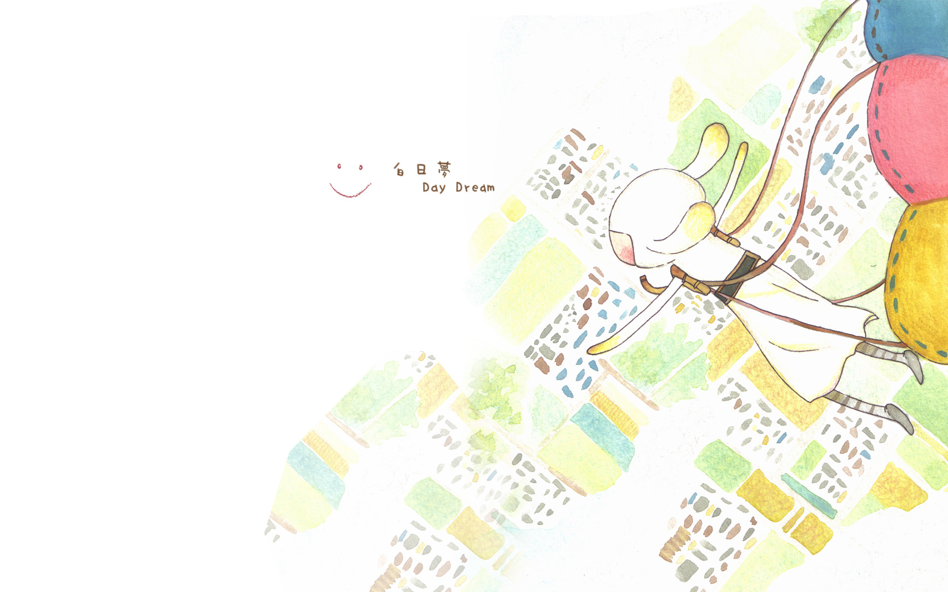 DayDream Hand-drawn cute wallpaper Wallpapers – HD Wallpapers 83977