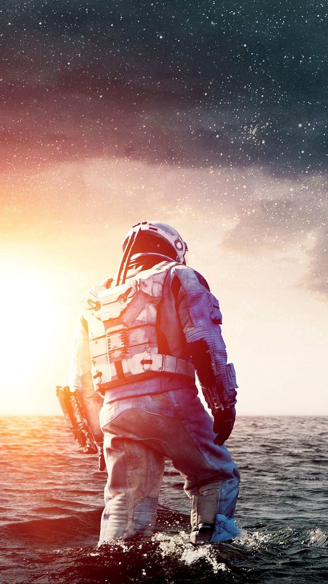 Space Water Interstellar Movie Cool For Guys