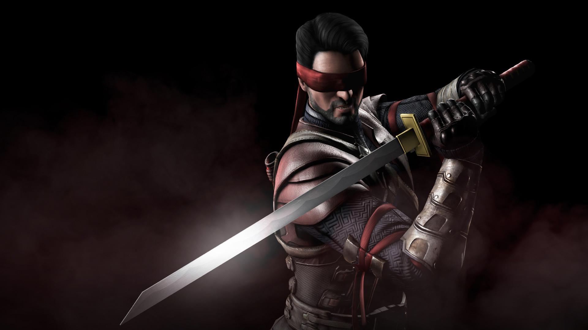 Mortal Kombat X Sword Man Wallpaper HD