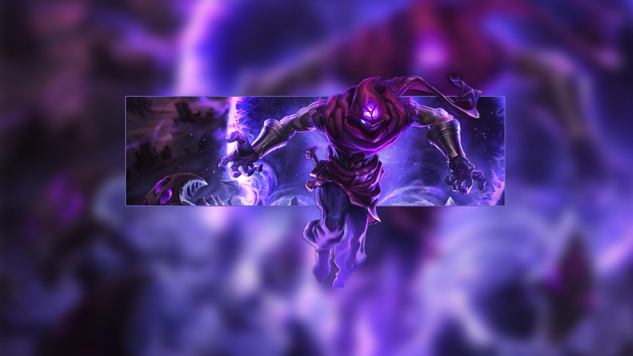 Malzahar by Insane HD Wallpaper Fan Art Artwork League of Legends lol