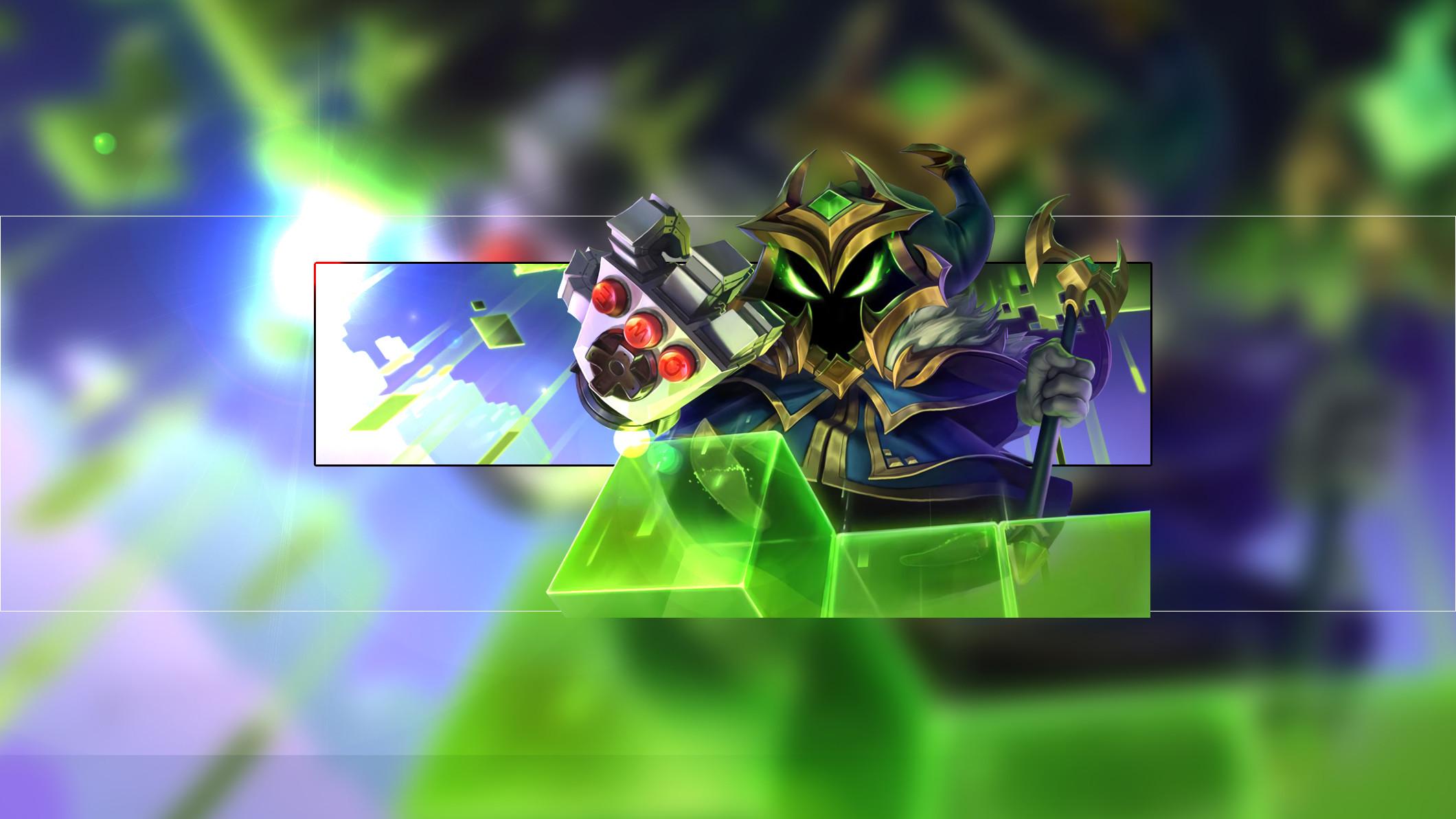 Final Boss Veigar by Insane HD Wallpaper Fan Art Artwork League of Legends  lol