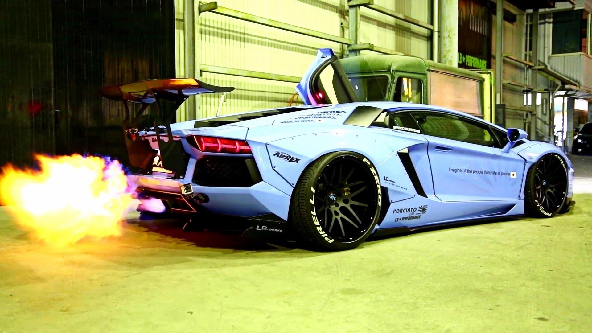 Insane Lamborghini Aventador Wallpapers | HD Wallpapers