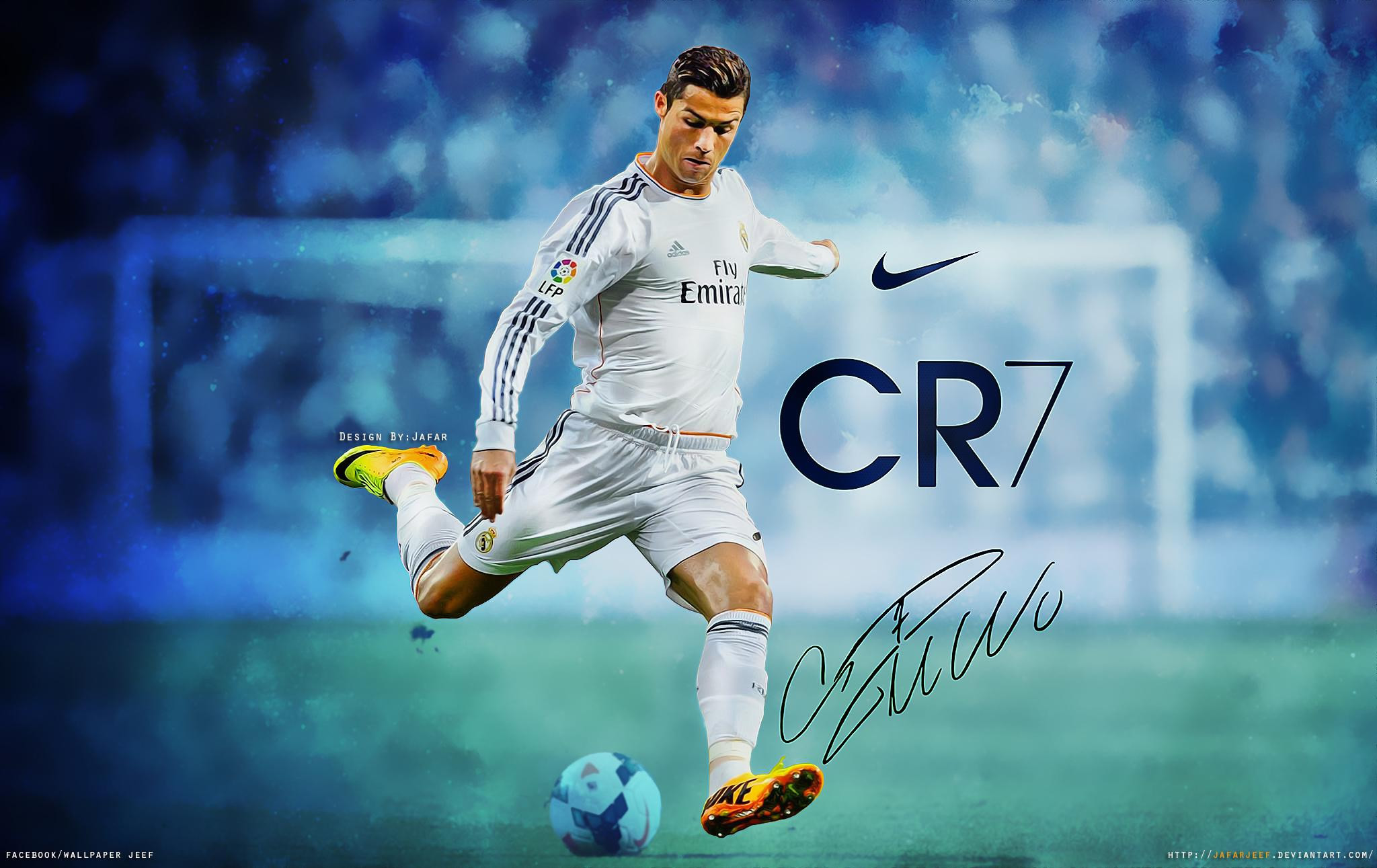 Cristiano Ronaldo Wallpaper 2048×1291