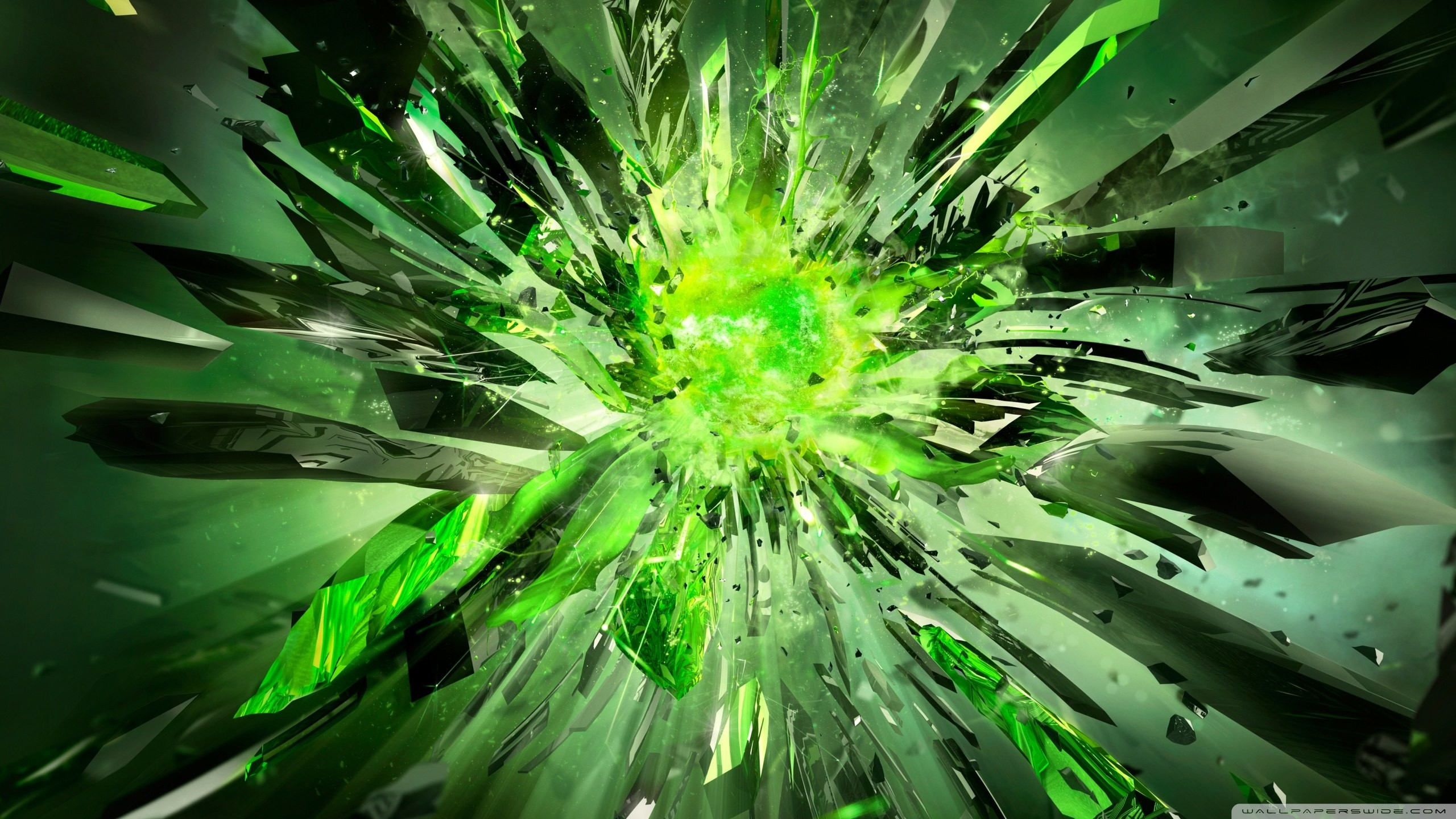 Green wallpaper – (#25018) – High Quality and Resolution .