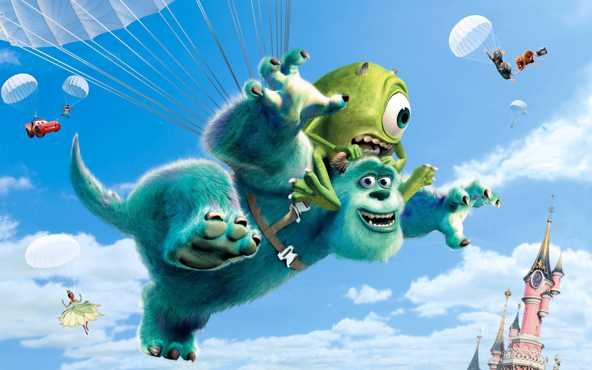 Disney Movies Monsters University Wallpapers | HD Wallpapers