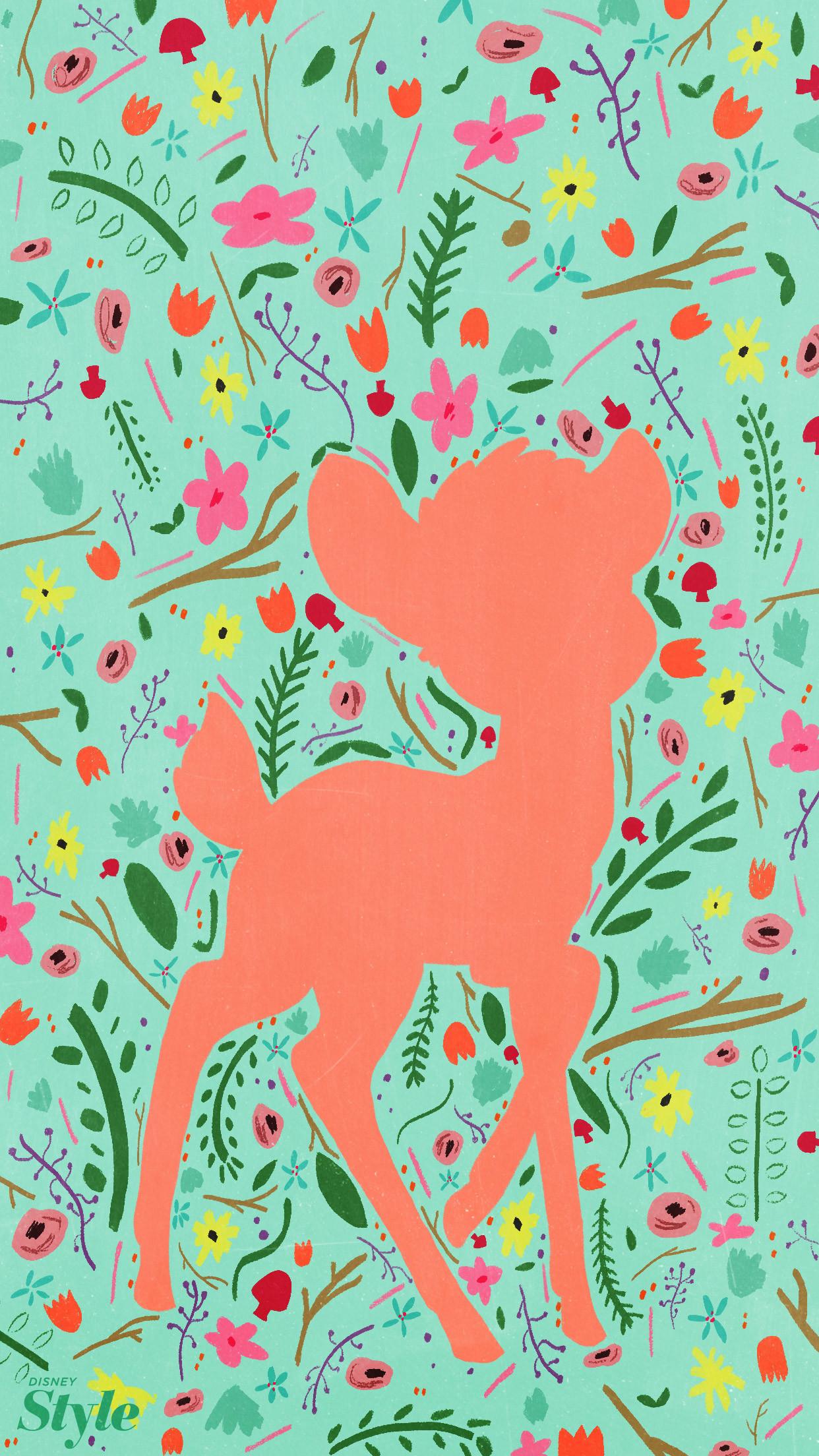 style_springwallpaper_6_bambi_v7. style_SpringWallpaper_Tangled.  style_springwallpaper_6plus_aliceinwonderland2