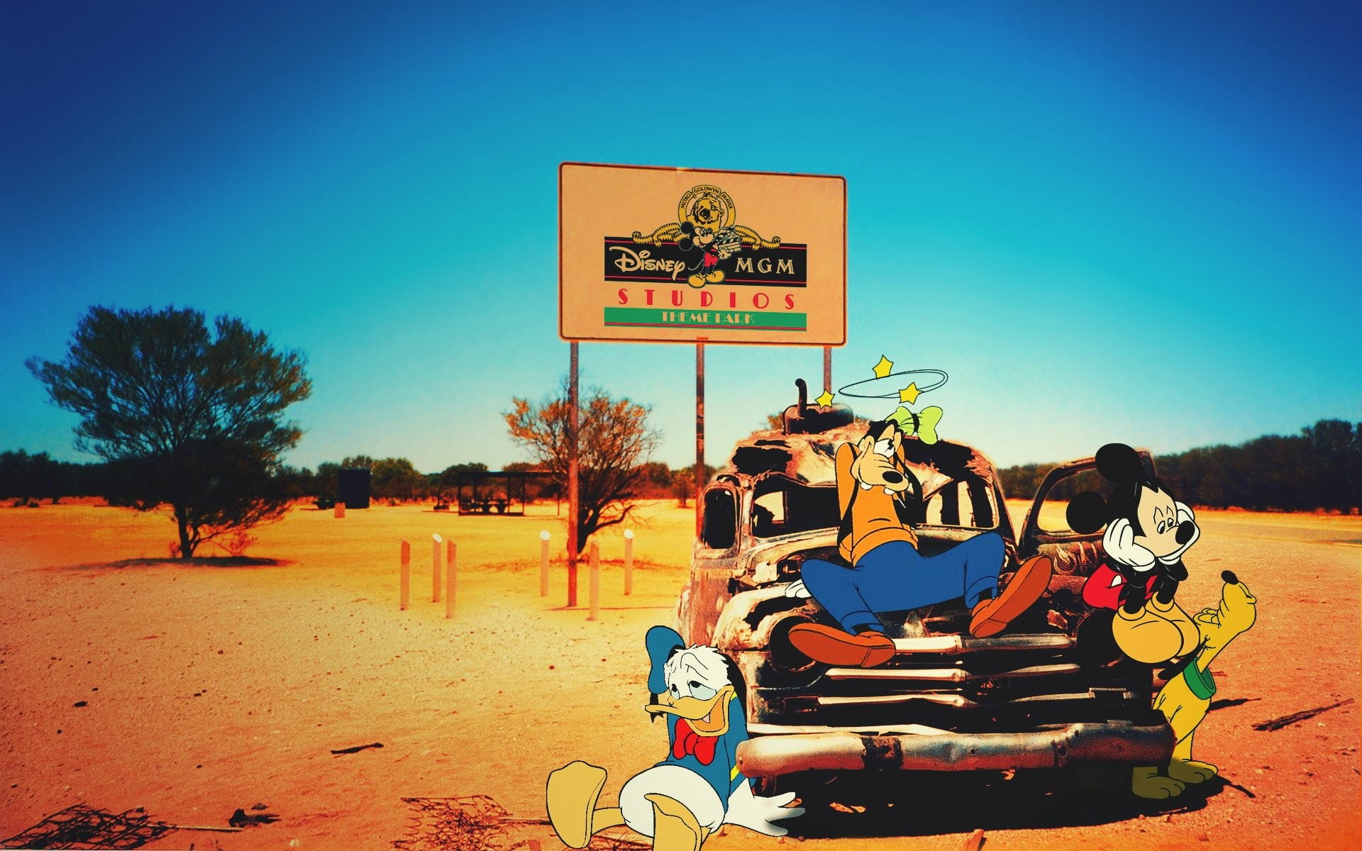 HD Wallpaper | Background ID:335519. Cartoon Disney