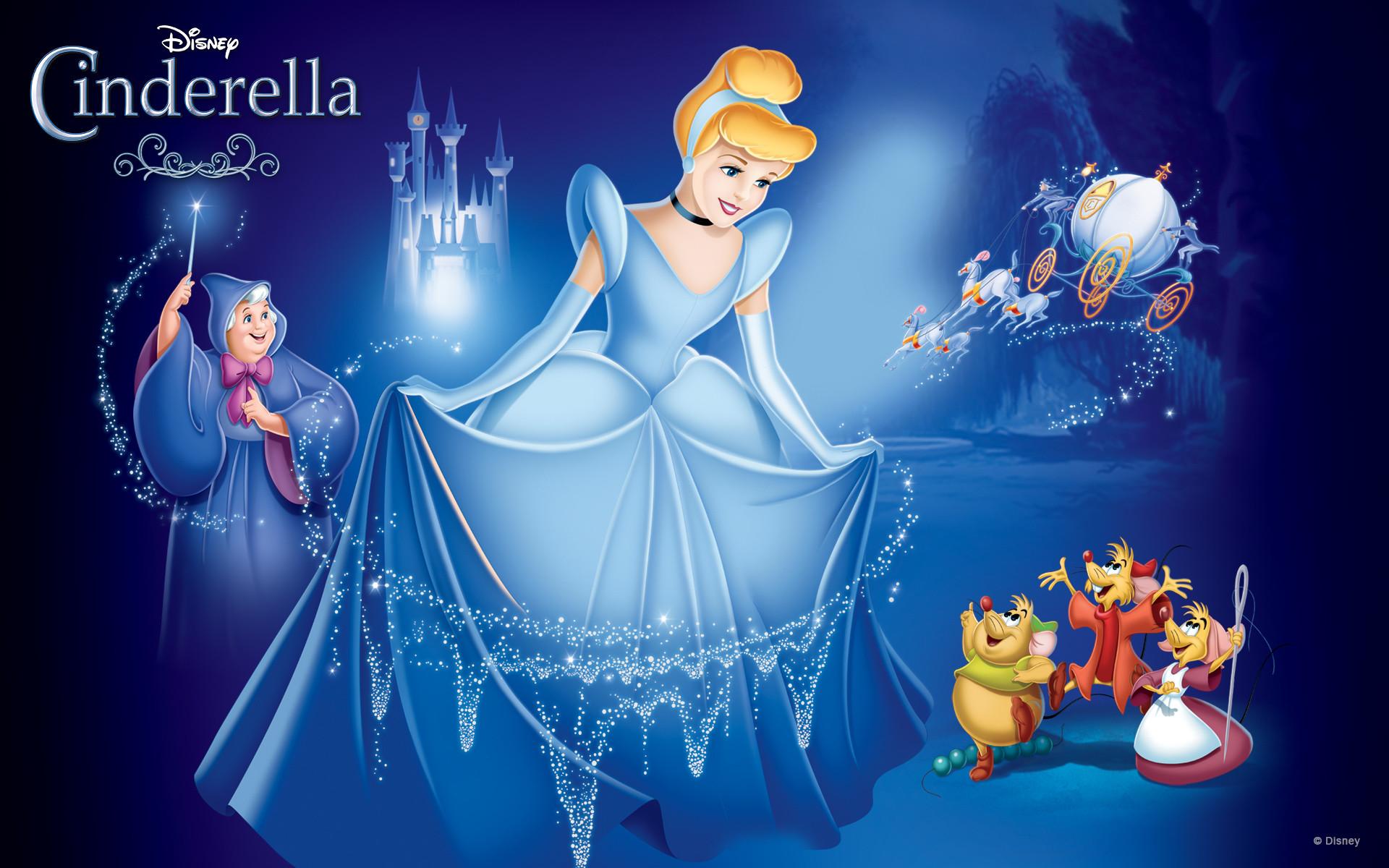Cinderella Photo