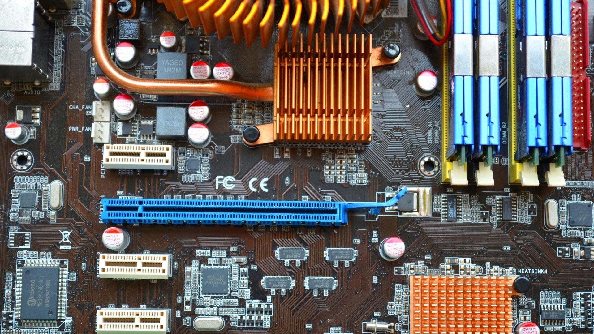 HD Wallpaper | Background ID:559467. Technology Motherboard