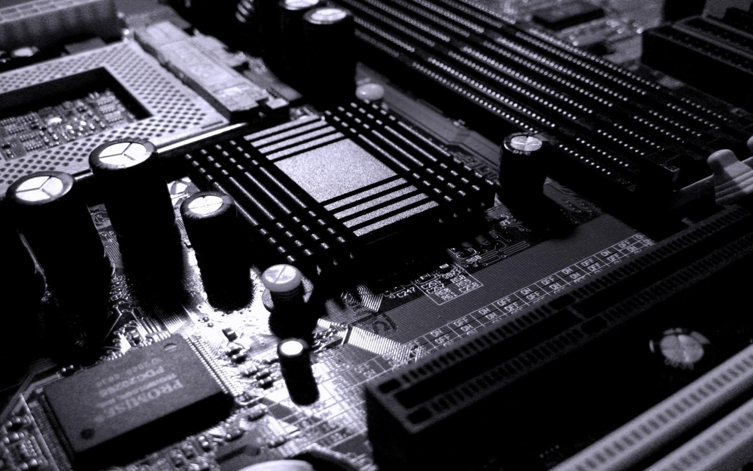 Weekly Wallpaper: Peek Inside Your Computer | Lifehacker .