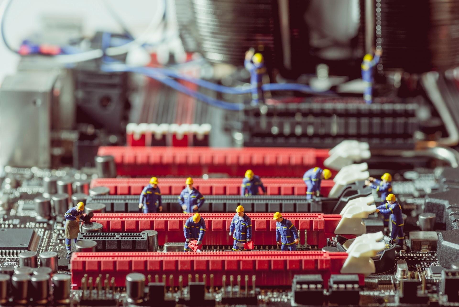 motherboard socket ram dolls chainsaw