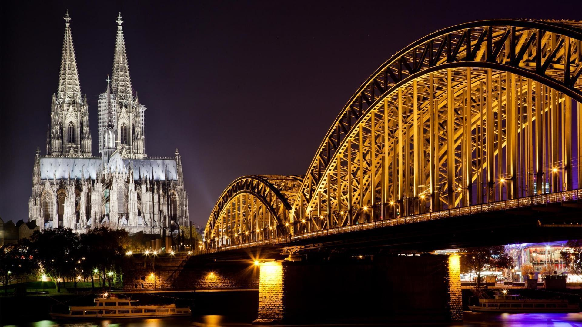Cologne Cathedral Awesome HD Wallpapers-1080p   HD Wallpapers .