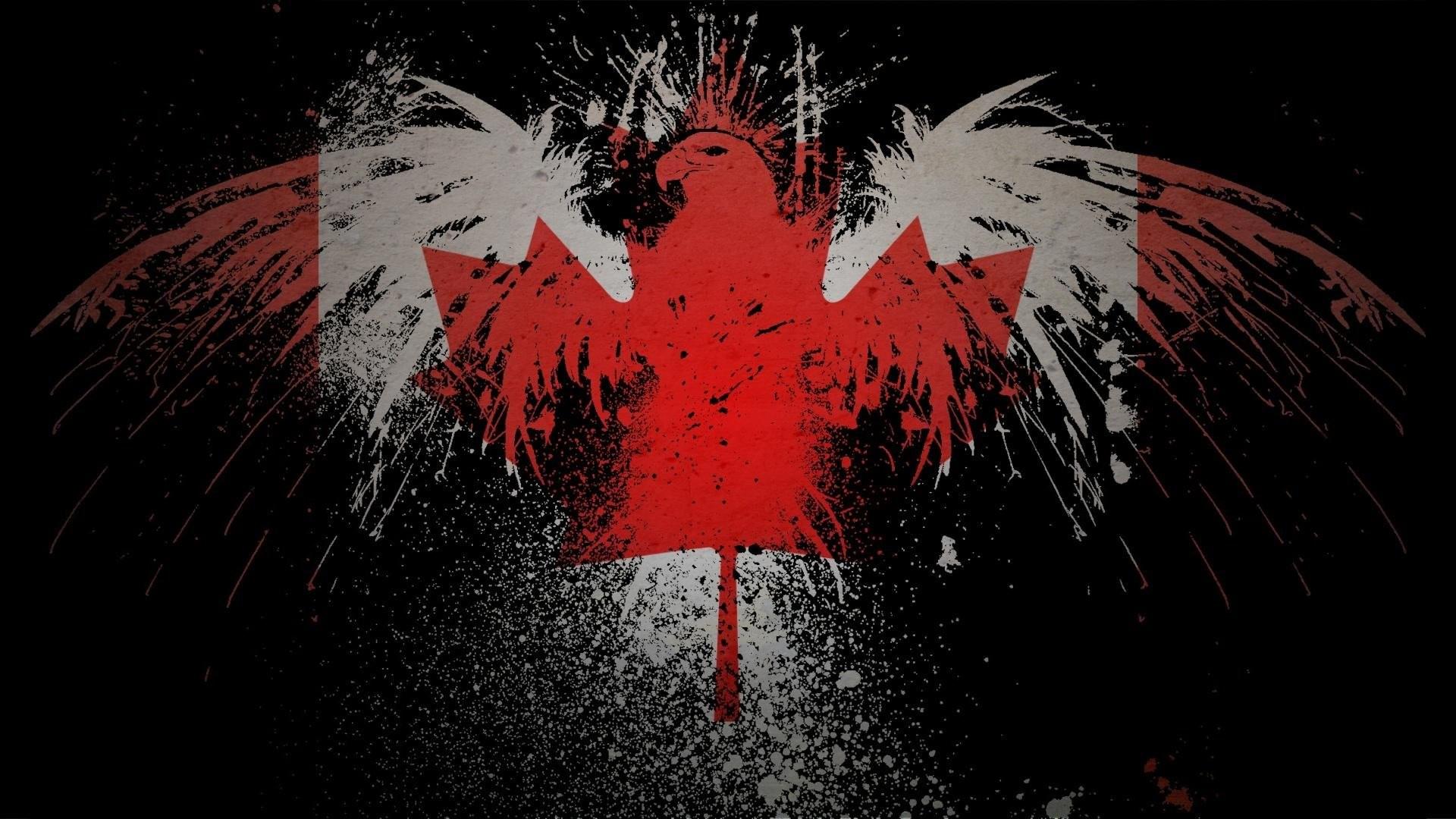 HD Wallpaper – Canada Flag by bladerahul on DeviantArt