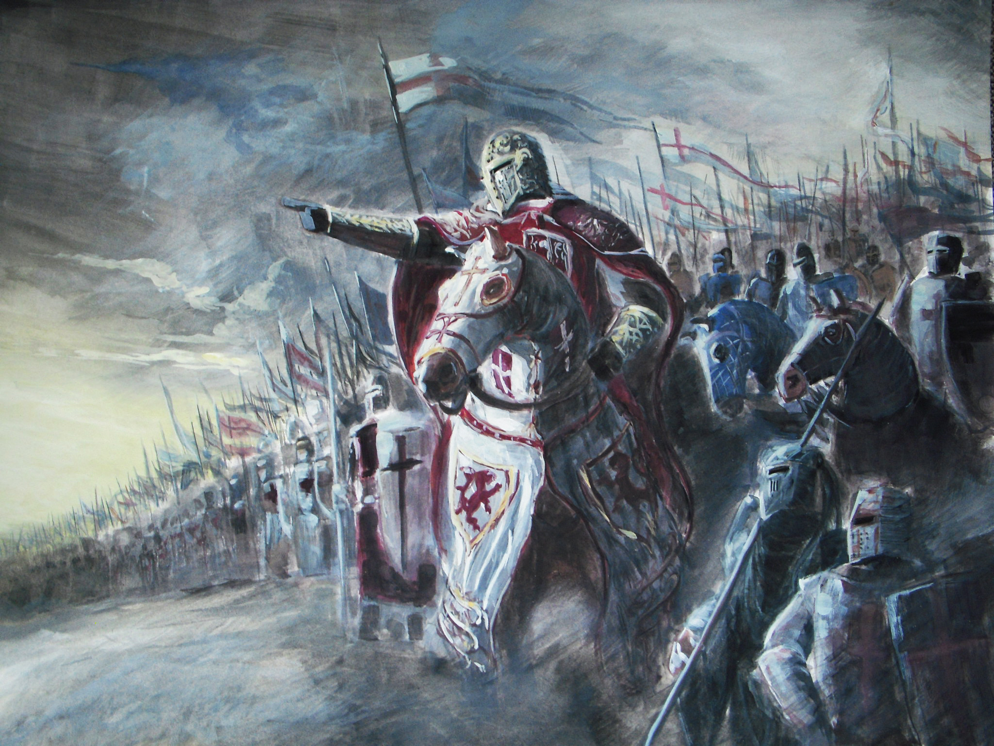 Knights Templar Wallpaper   Image – Crusader-knight-wallpaper-6511.jpg –