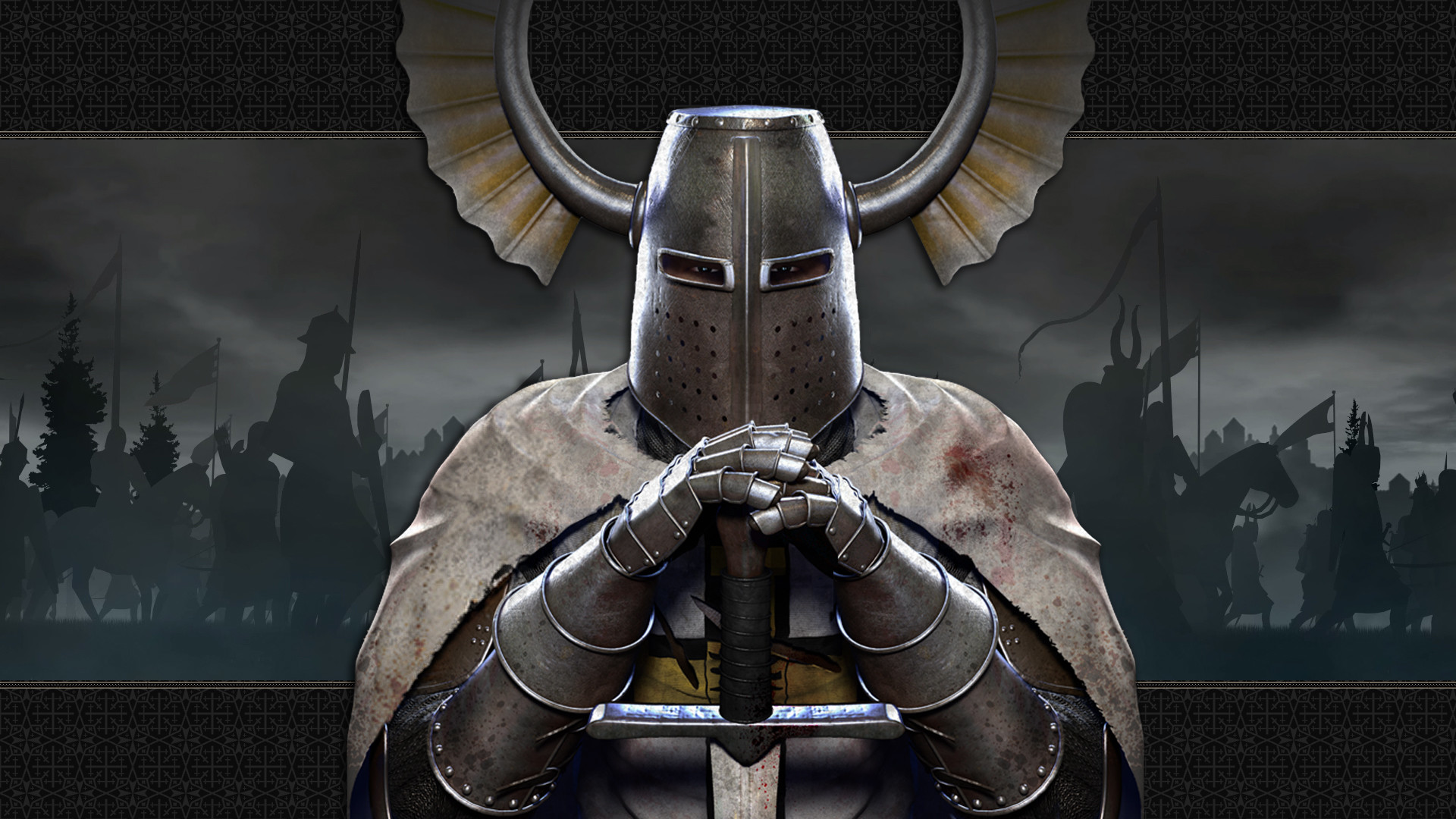 Medieval Knights Wallpaper   Wallpapers Medieval Knight X Id Abyss    #1102084 #medieval