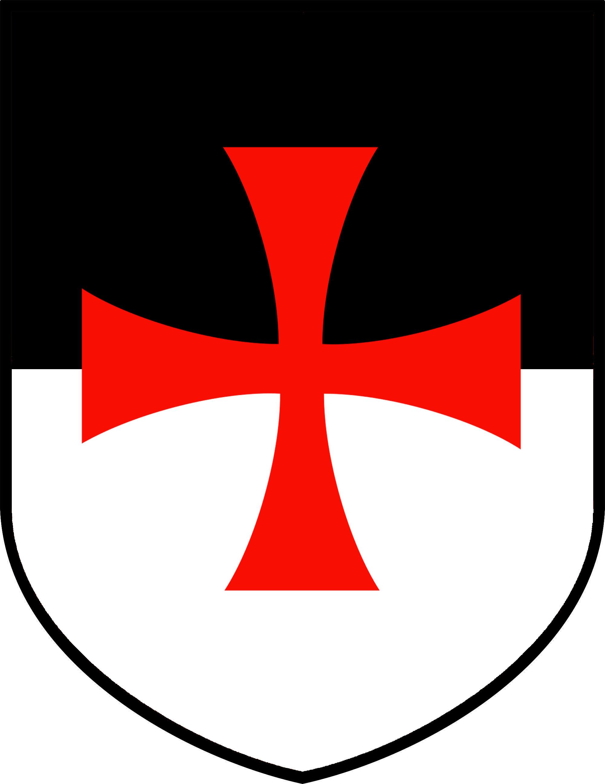 Knights Templar Bezant Shield by williammarshalstore.deviantart.com on  @DeviantArt