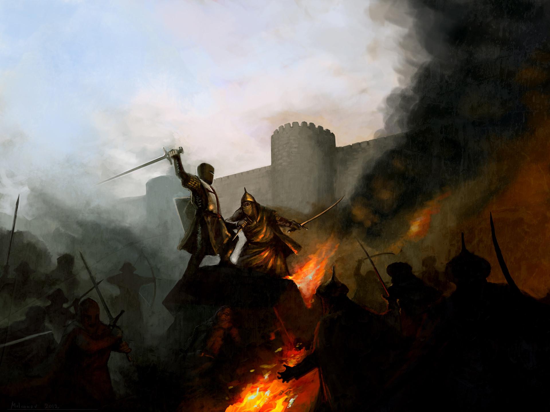 The Crusade · Knights TemplarCrusadersArt …