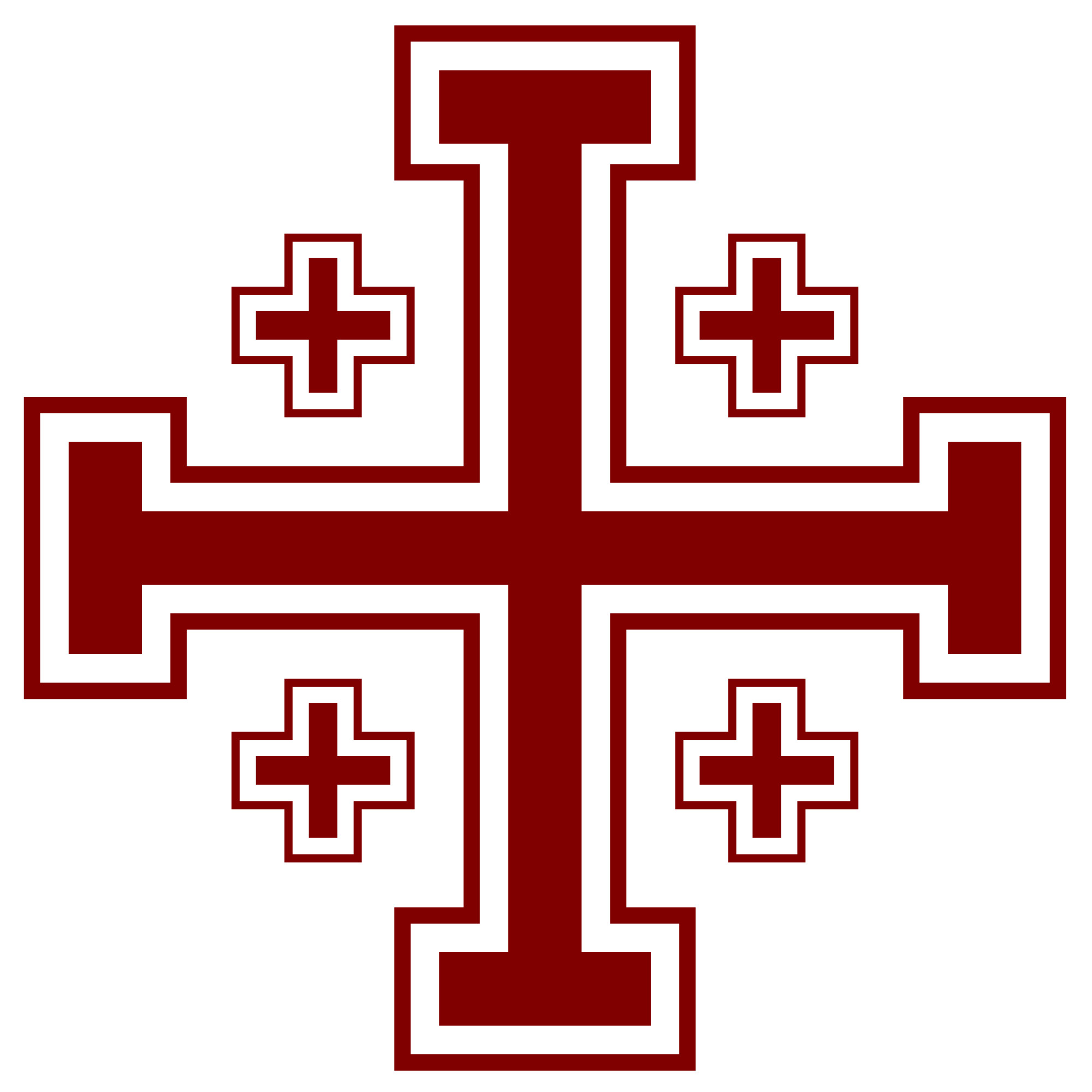 Images For Crusader Cross Tattoo