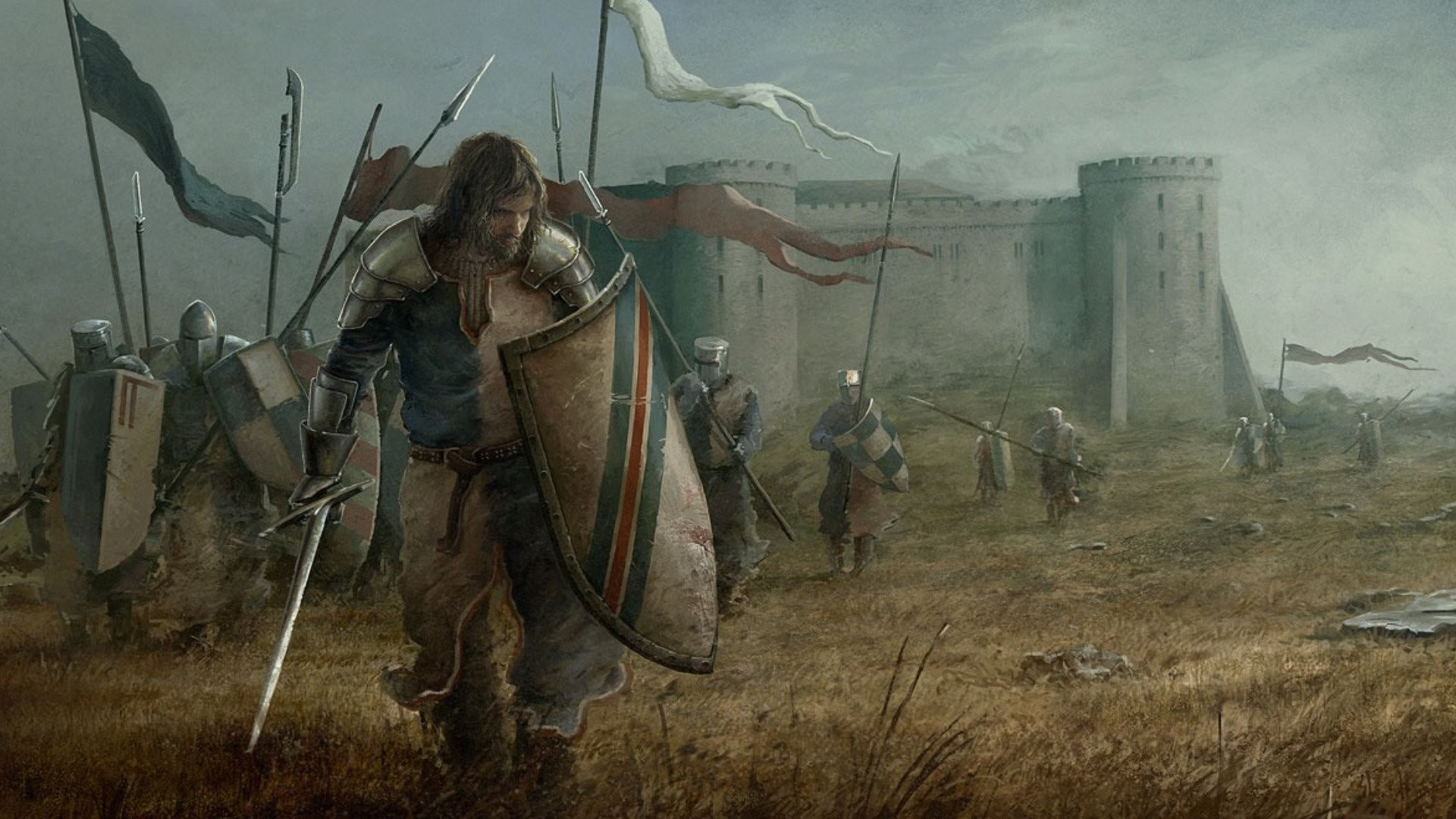 Knight Wallpapers Volume II   Armors, Knights templar and Medieval .