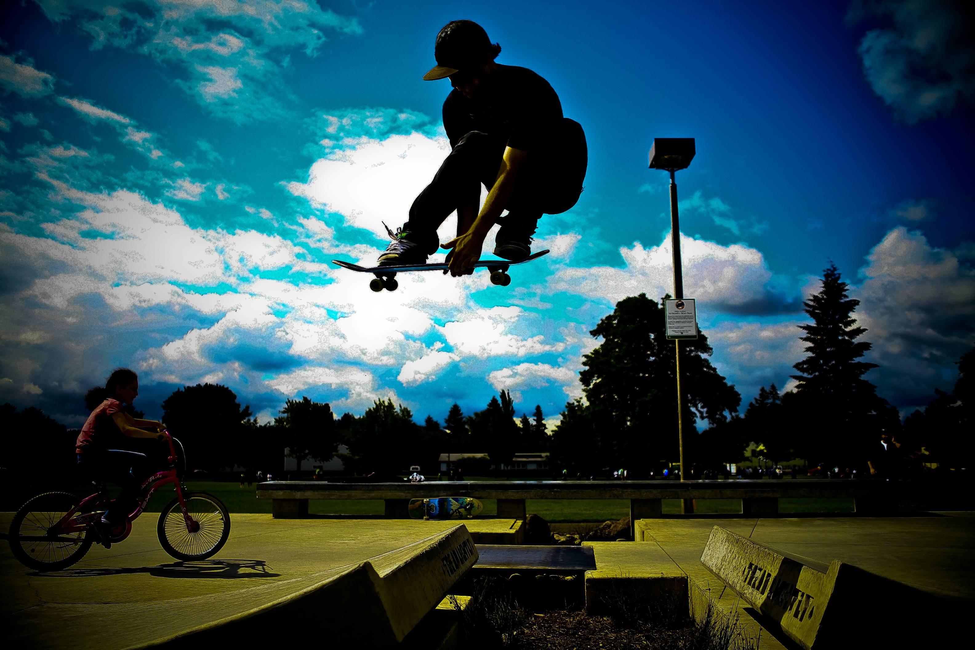 Images For > Skateboarding Wallpaper Hd
