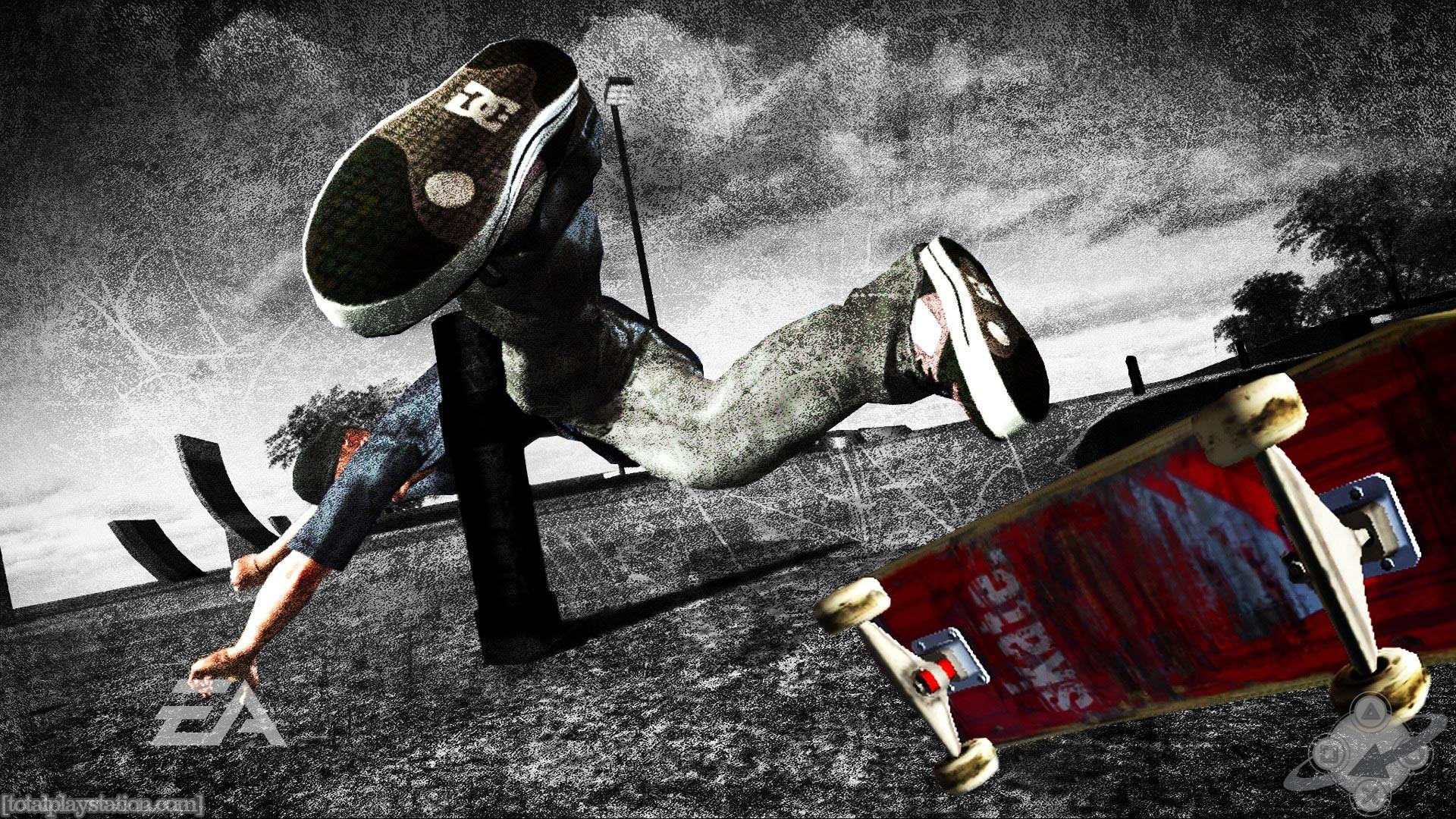 Wallpapers Skateboarding Vans Fond Ecran Skateur Skateboard Hd ..