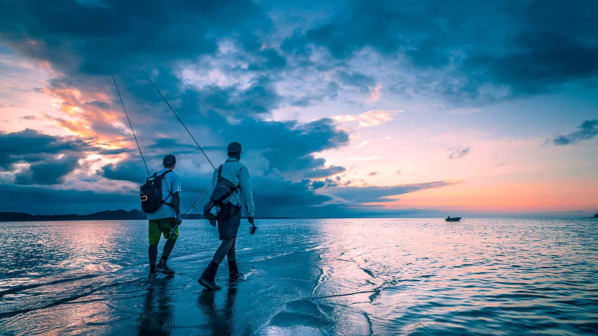 Fly fishing New Caledonia – Saltwater | Damien Brouste