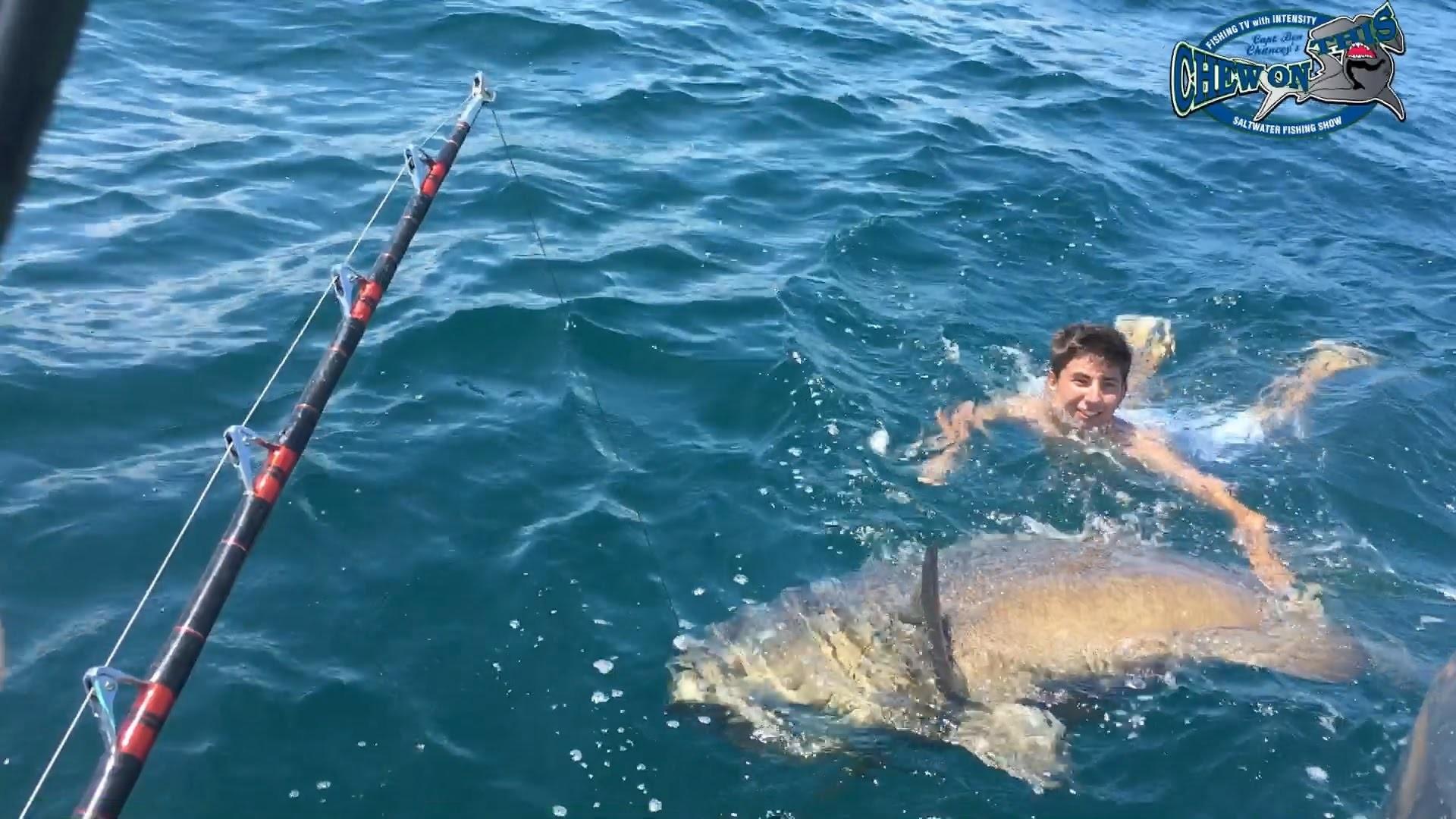 Goliath Grouper Fishing Video – Biggest Fish Of His Life! Saltwater Fishing  Big Fish – Ocean Fishing