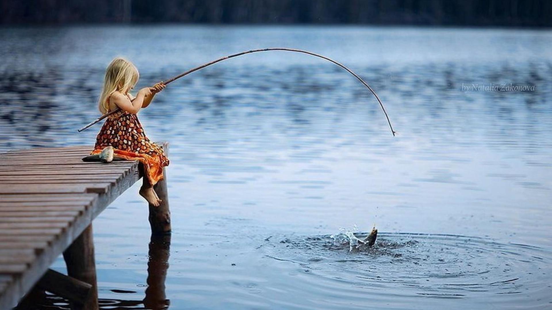 Fishing HD Wallpapers 1