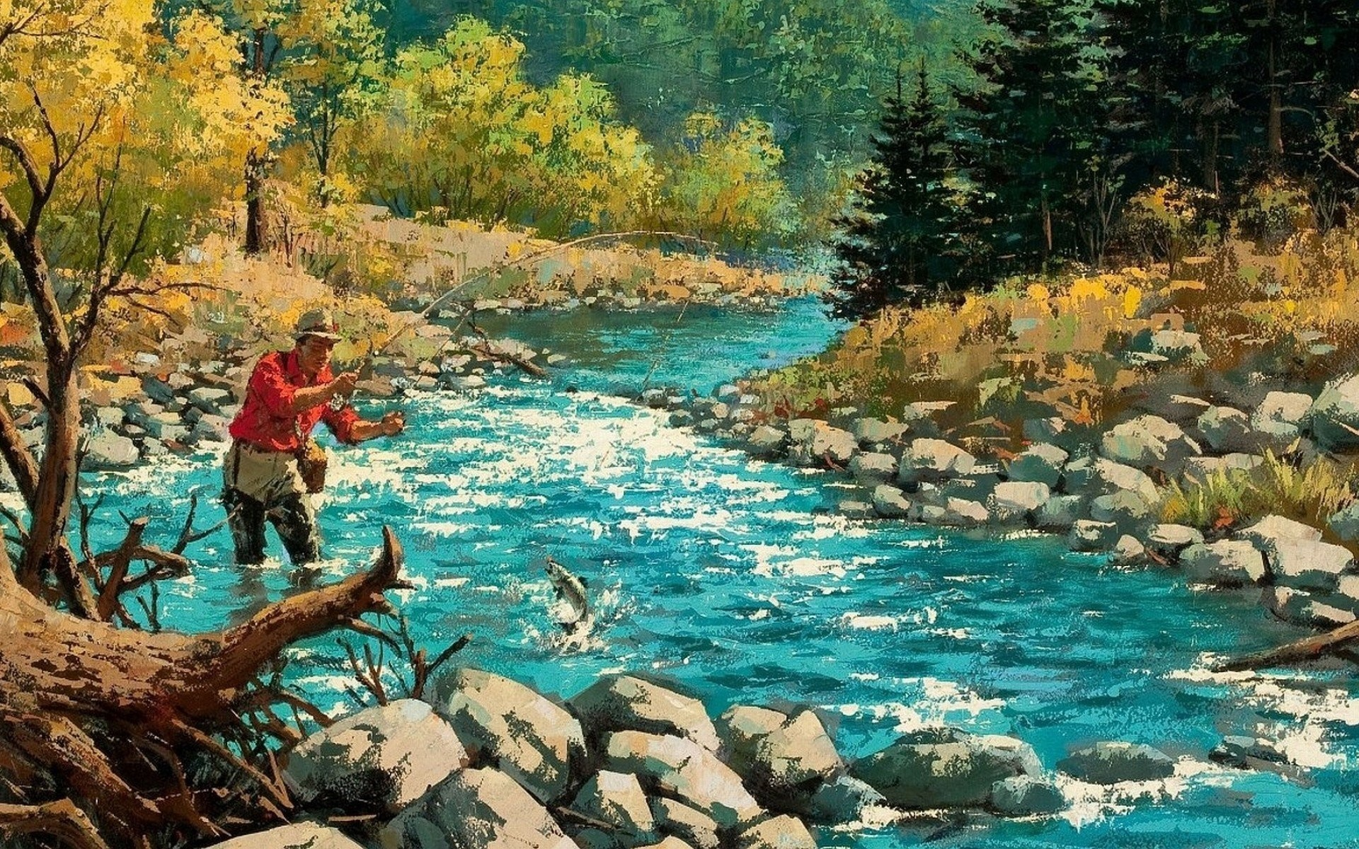 Fly Fishing Wallpapers – Wallpaper Cave