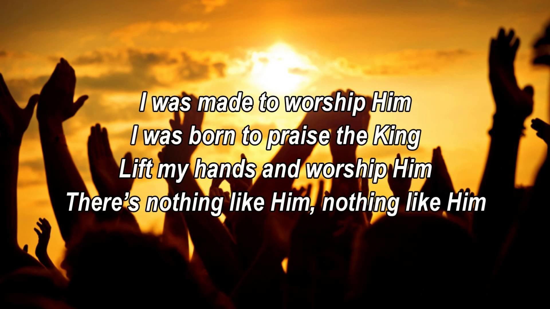 Born To Praise – Planetshakers (2015 New Worship Song with Lyrics) – YouTube