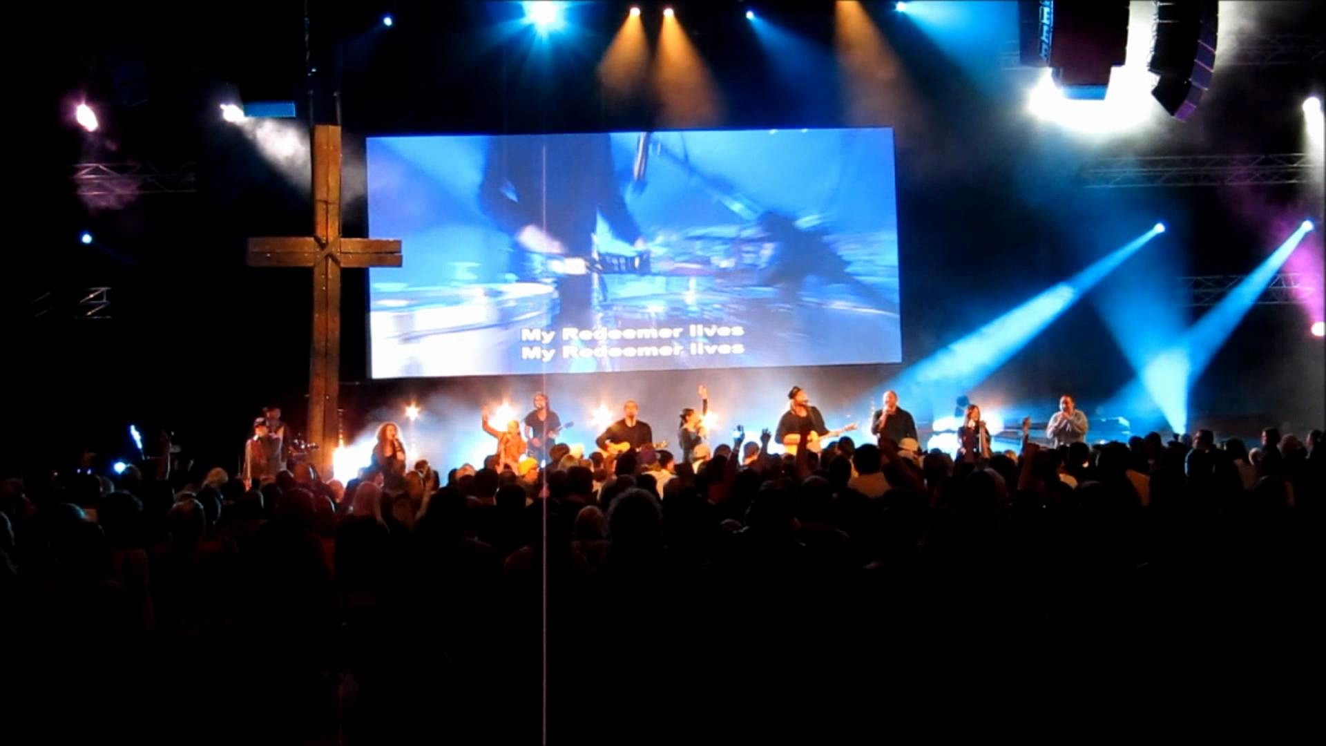 Hillsong United Praise and Worship celebrating 25 years of Hillsong  Conference part 1