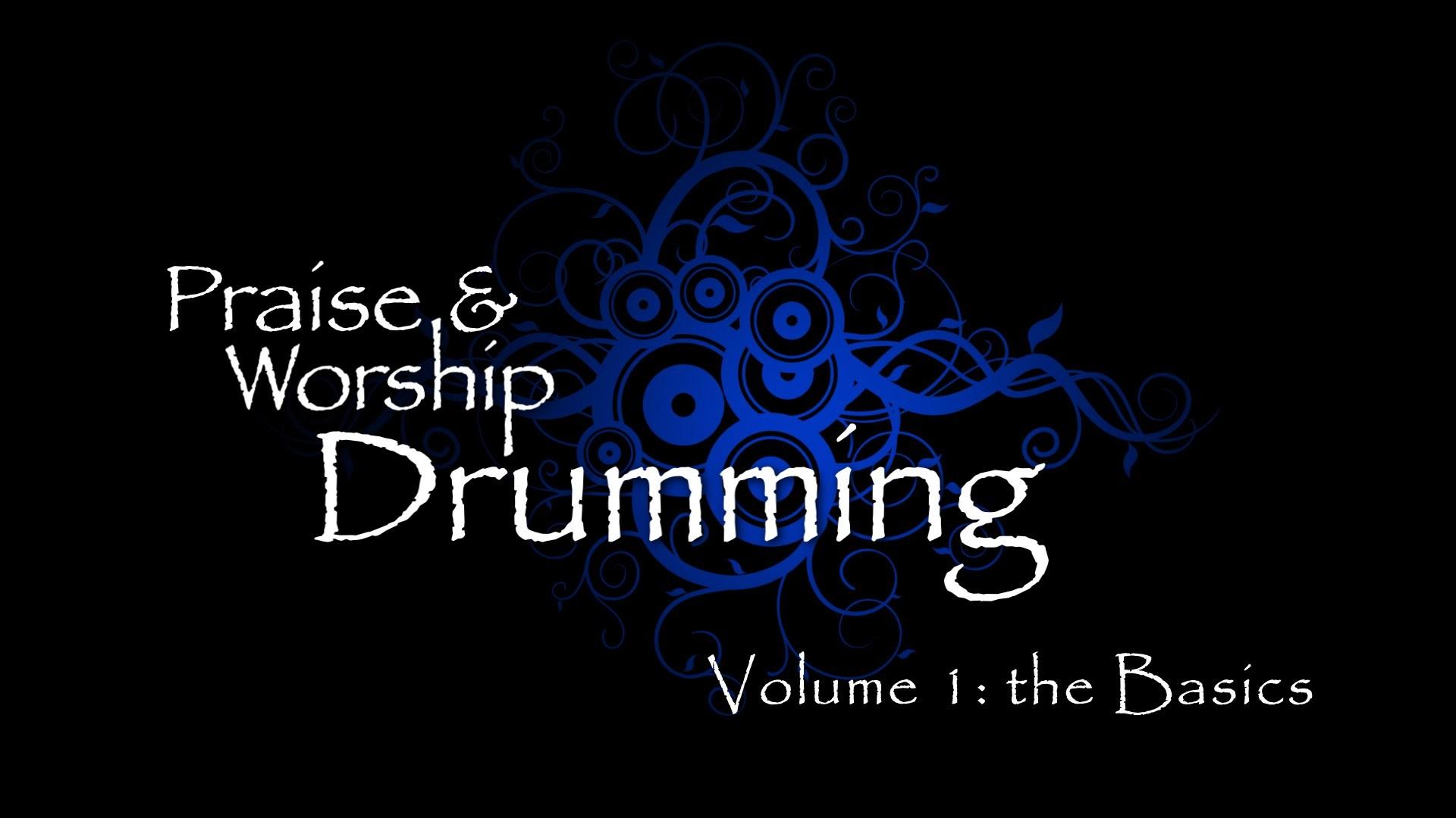 Praise & Worship Drumming, Vol 1 – DVD Promo