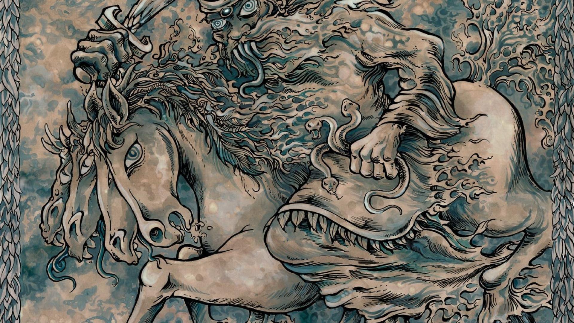 Album covers experimental stoner metal 2003 wallpaper
