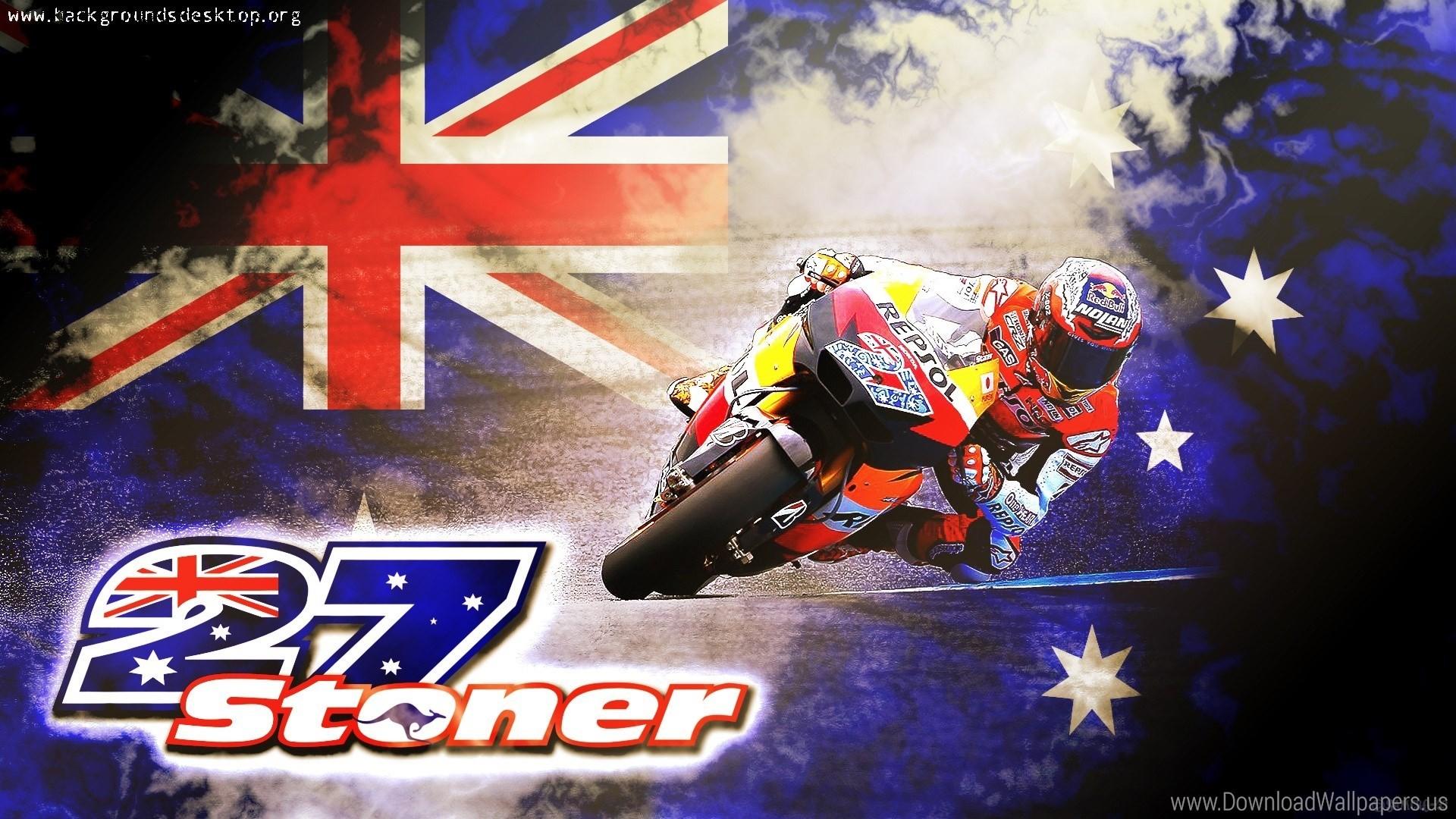 Background, casey, champion, motogp, stoner, world wallpaper