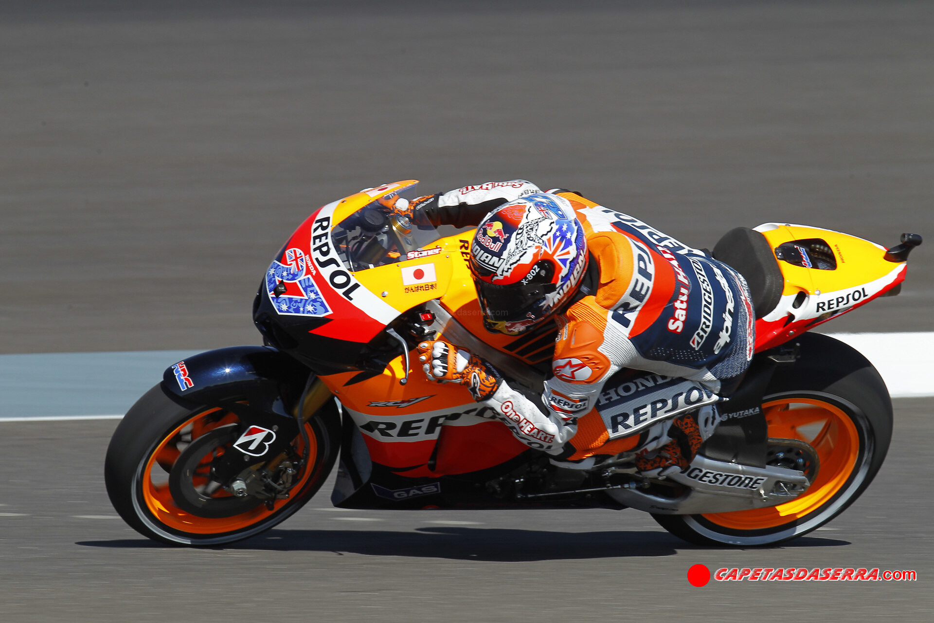 Free Fine Casey Stoner Images on your Computer