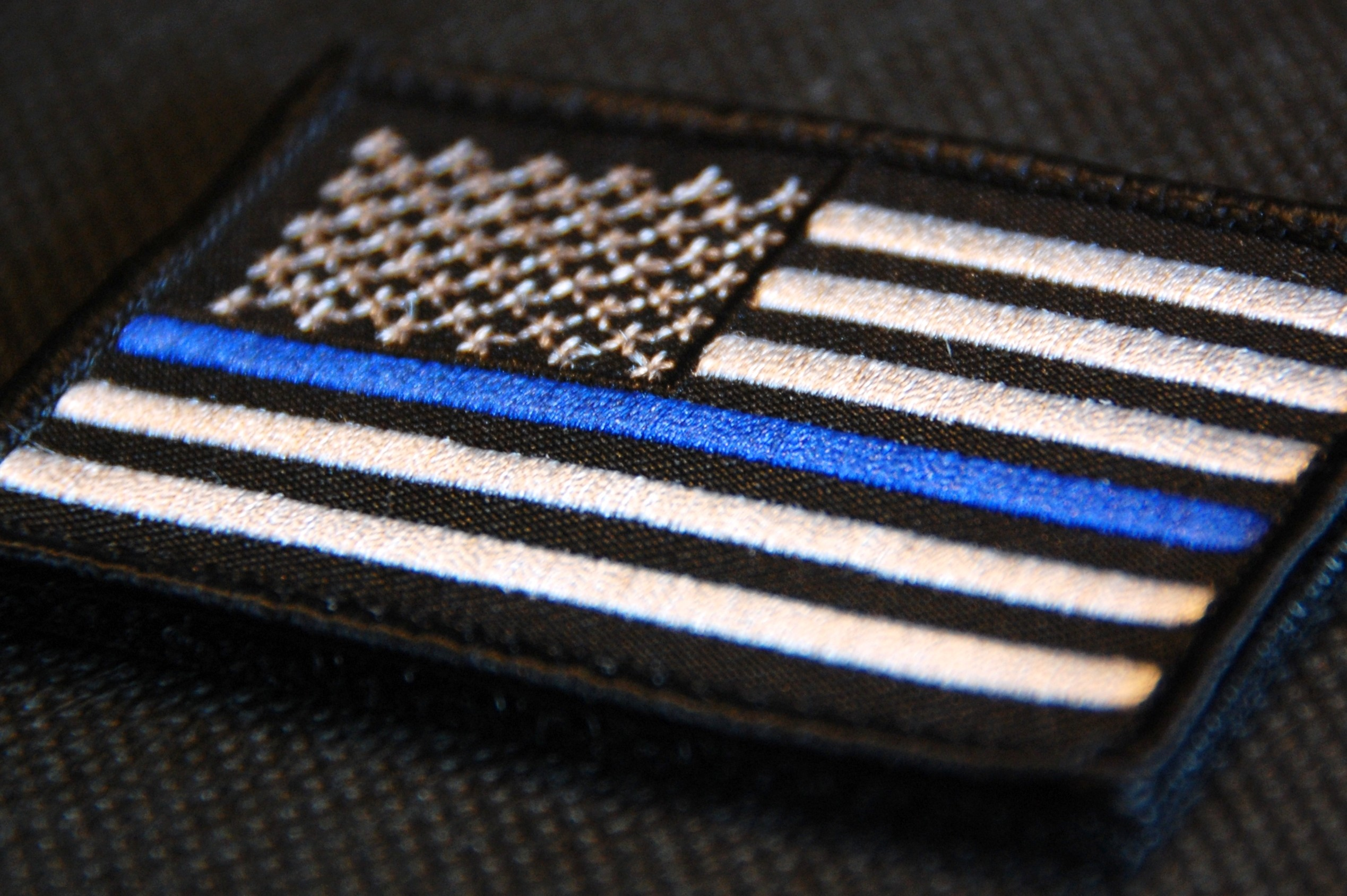 Displaying 16> Images For – Thin Blue Line Flag.