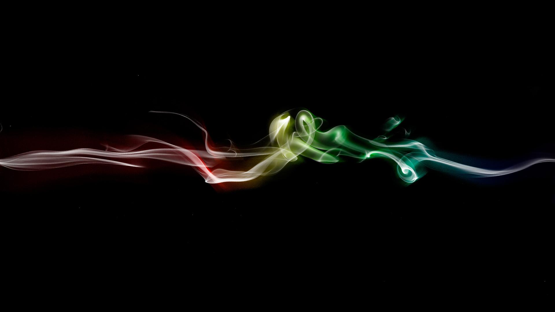 Animated Smoke Wallpaper