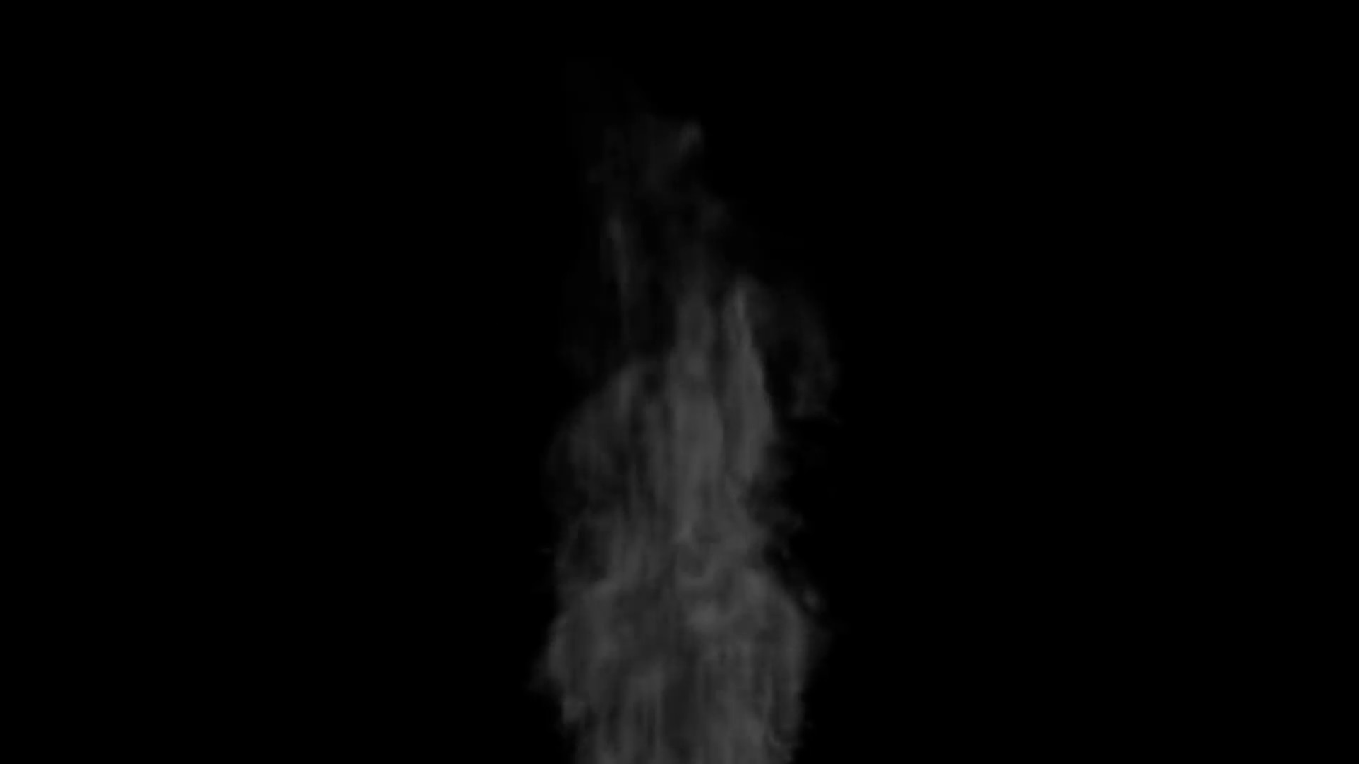 Animated realistic smoke on transparent background. Motion Background –  VideoBlocks