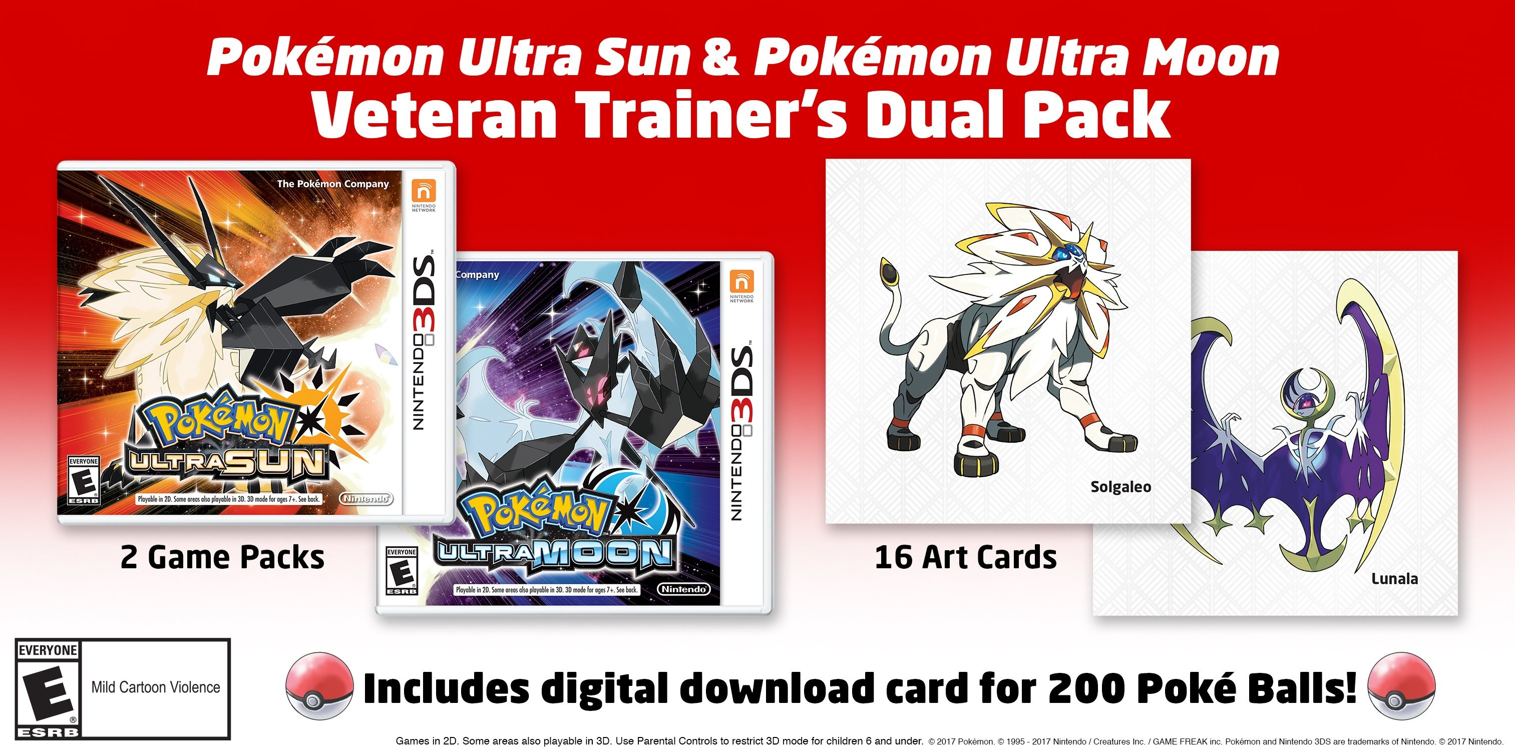 The list of Serial Codes for Pokémon Ultra Sun and Ultra Moon has been  updated, just like the Upcoming Games page!