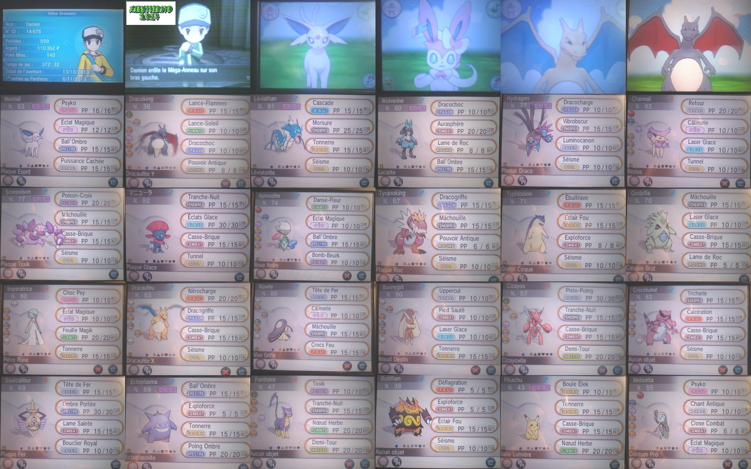 … my Pokemon Y Team – plz friend code by Naruttebayo67