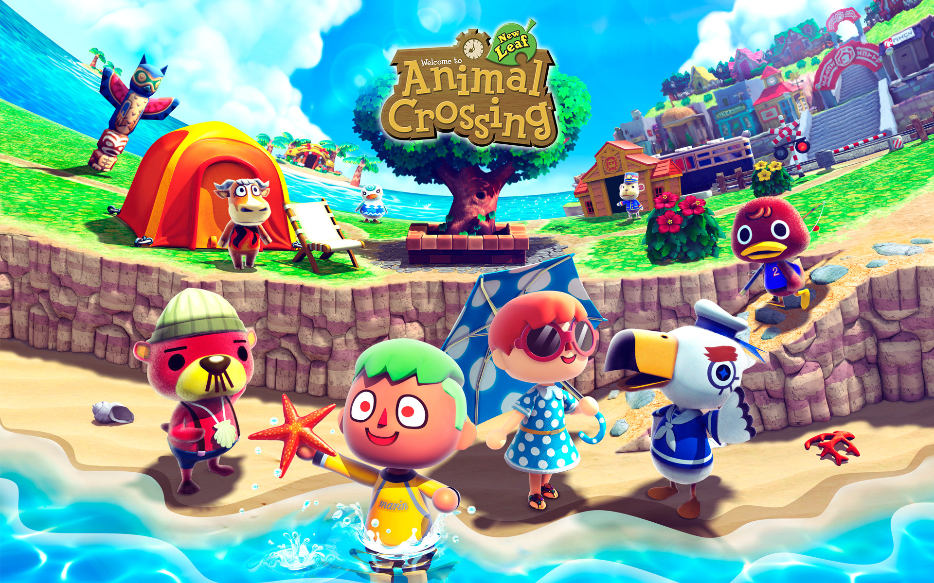 New Leaf Launches In The Nintendo 3DS eShop | My Nintendo News .