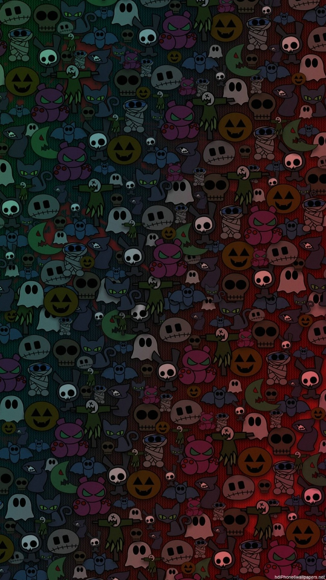 halloween iPhone 6 wallpapers HD – 6 Plus backgrounds