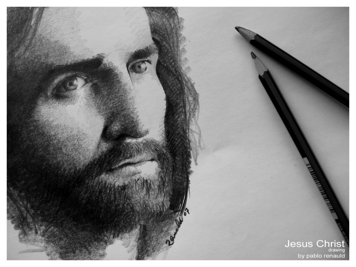 Creative for Christ images Jesus Christ Drawing HD wallpaper and .
