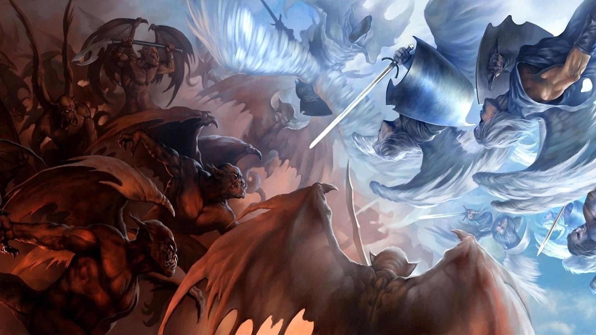 Battle Prayer to Break Legal Rights of Demons – 4 Levels of Spiritual  Warfare Against Demonic
