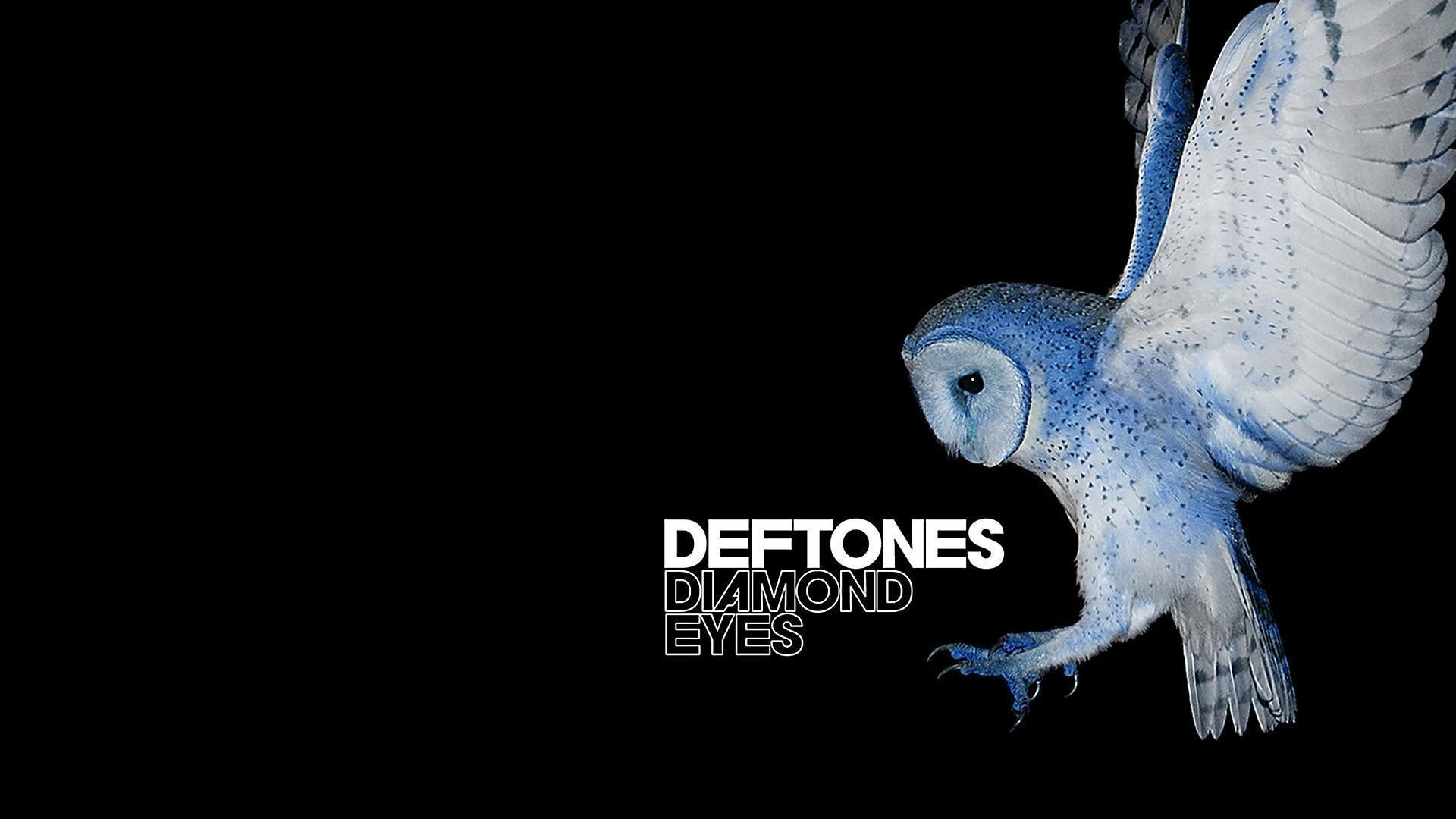 Deftones – Diamond Eyes iPhone 5 / SE Wallpaper