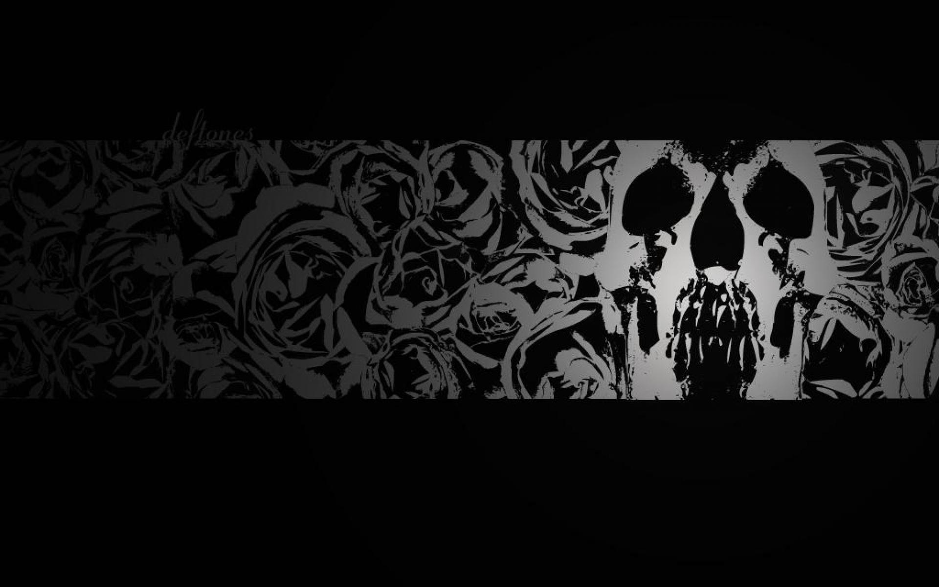 DEFTONES alternative metal experimental rock nu-metal heavy hard dark skull  wallpaper | | 549685 | WallpaperUP