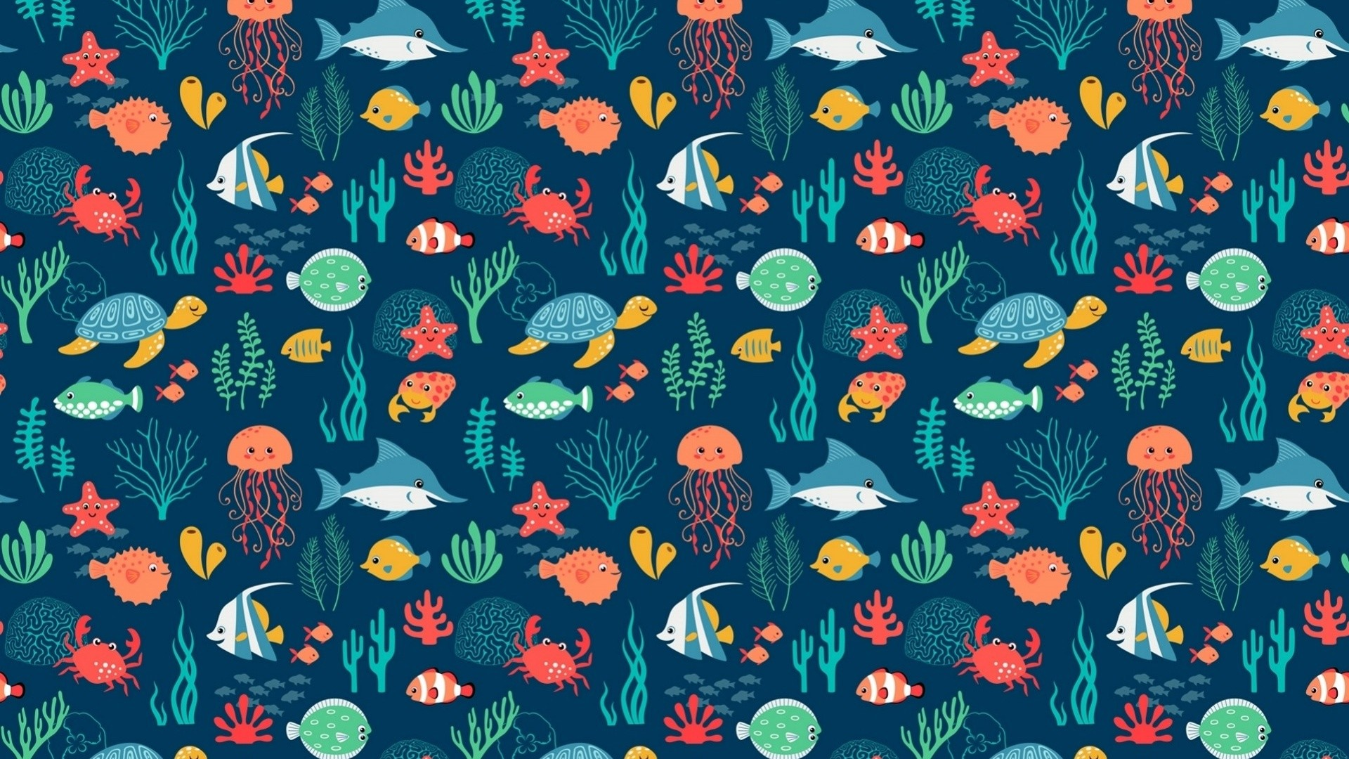 Sea Animals .
